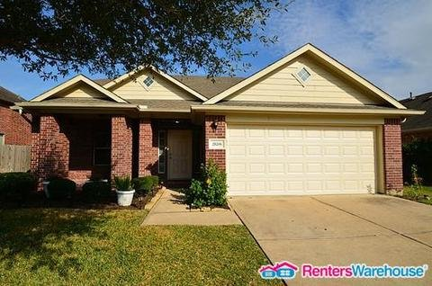 property_image - House for rent in Richmond, TX